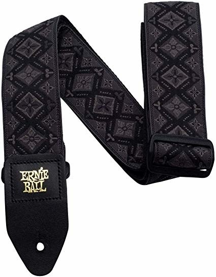 Ernie Ball Regal Black Jacquard P04093-1