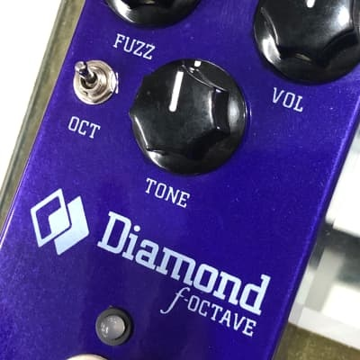 Diamond F-Octave Fuzz-3