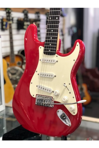 Squier Affinity Strat ( Red)