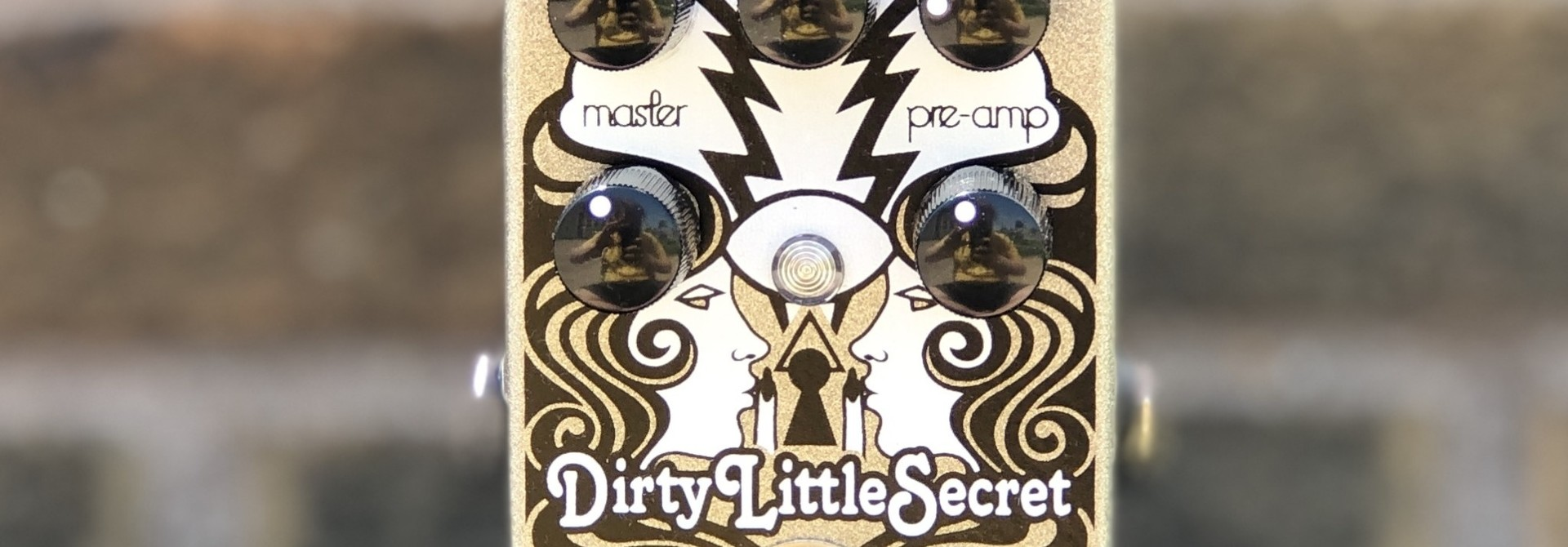 Catalinbread Dirty Little Secret MKIII- Silver