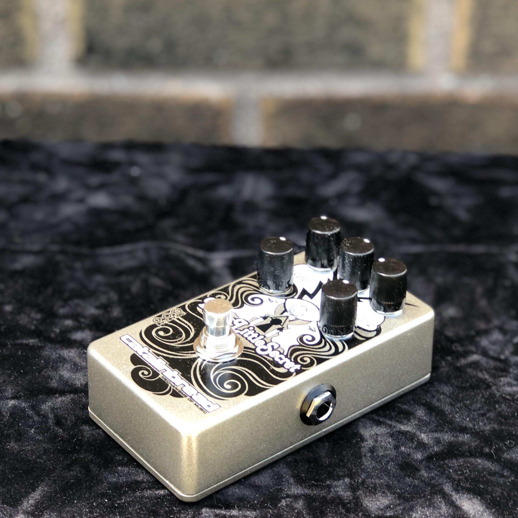 Catalinbread Dirty Little Secret MKIII- Silver-3