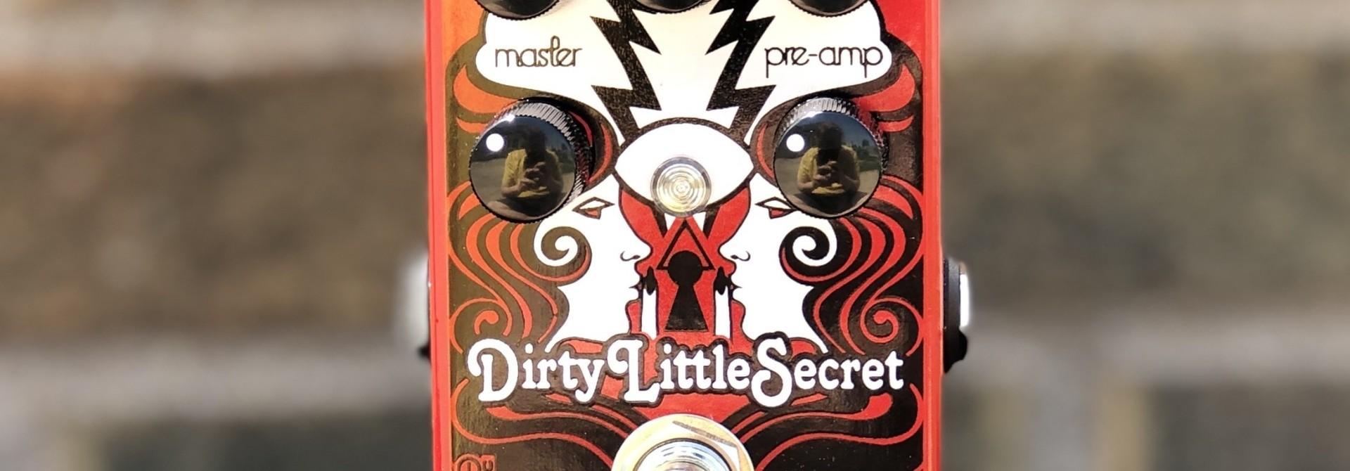Catalinbread Dirty Little Secret Red