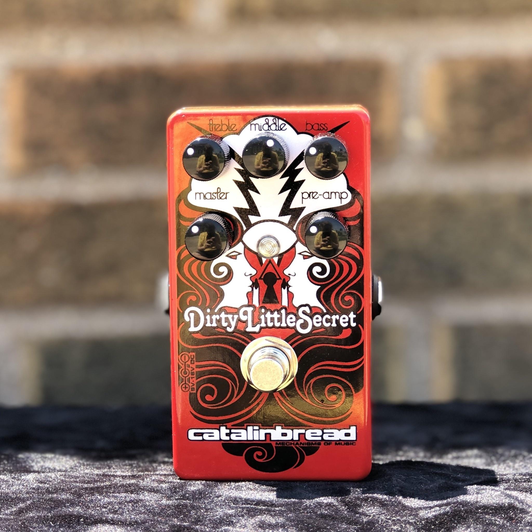 Catalinbread Dirty Little Secret Red-1