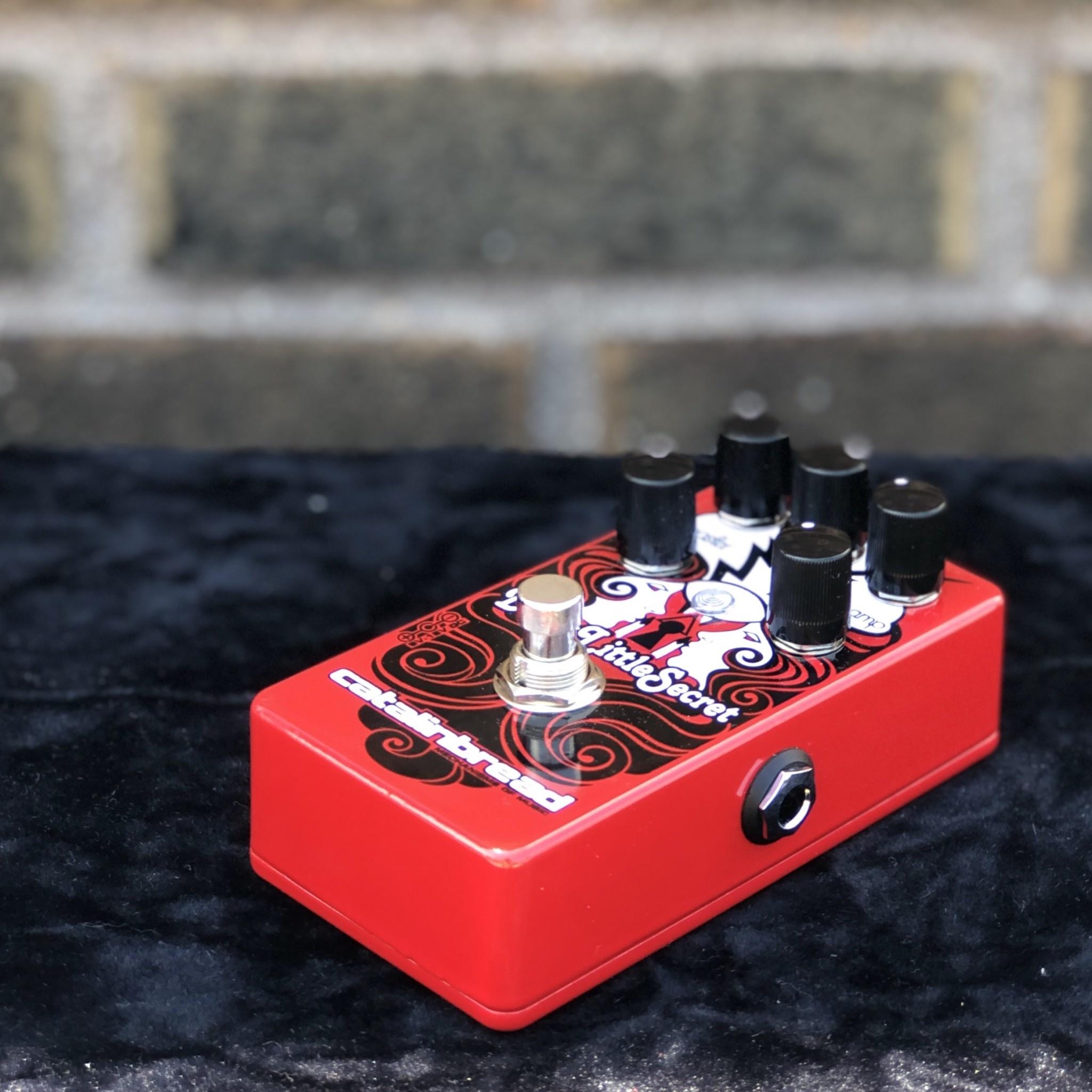 Catalinbread Dirty Little Secret Red-4