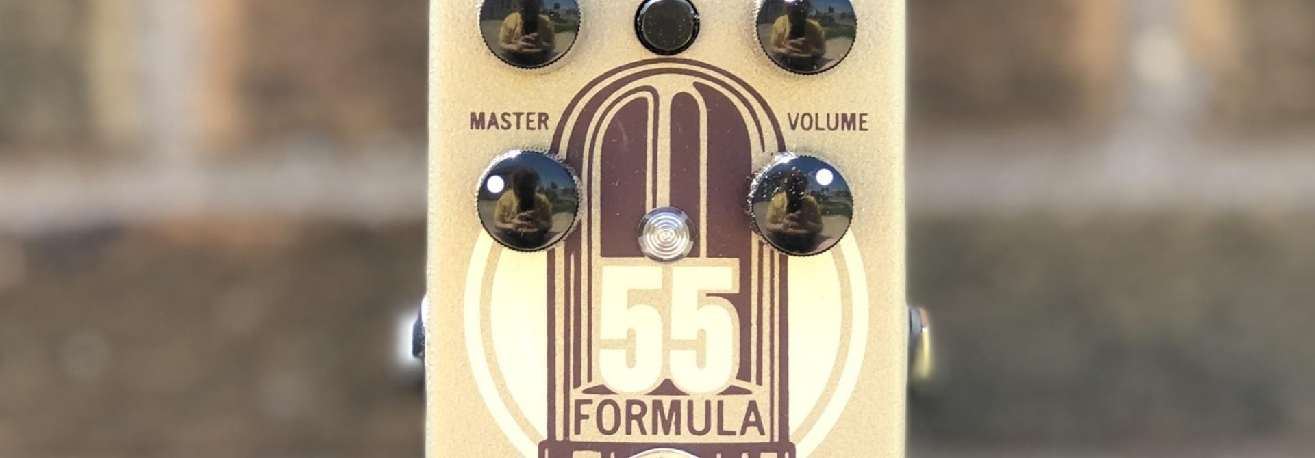 Catalinbread Formula No. 55