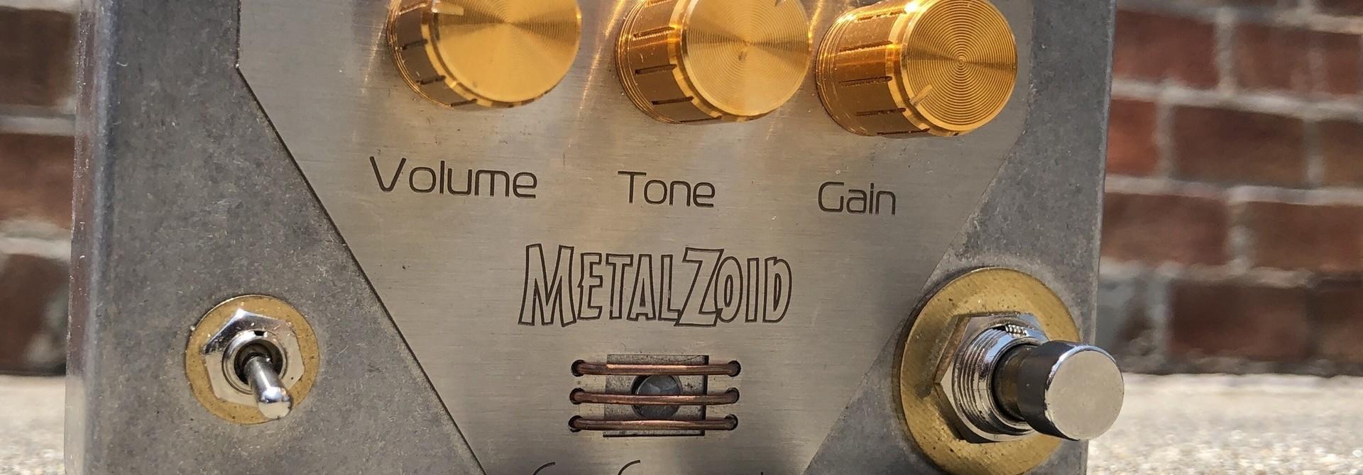 SviSound Metalzoid Overdrive/Distortion