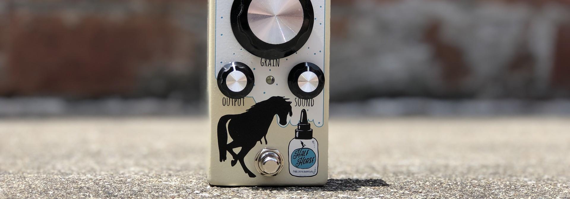 Pelican Noiseworks Half Horse Fuzz