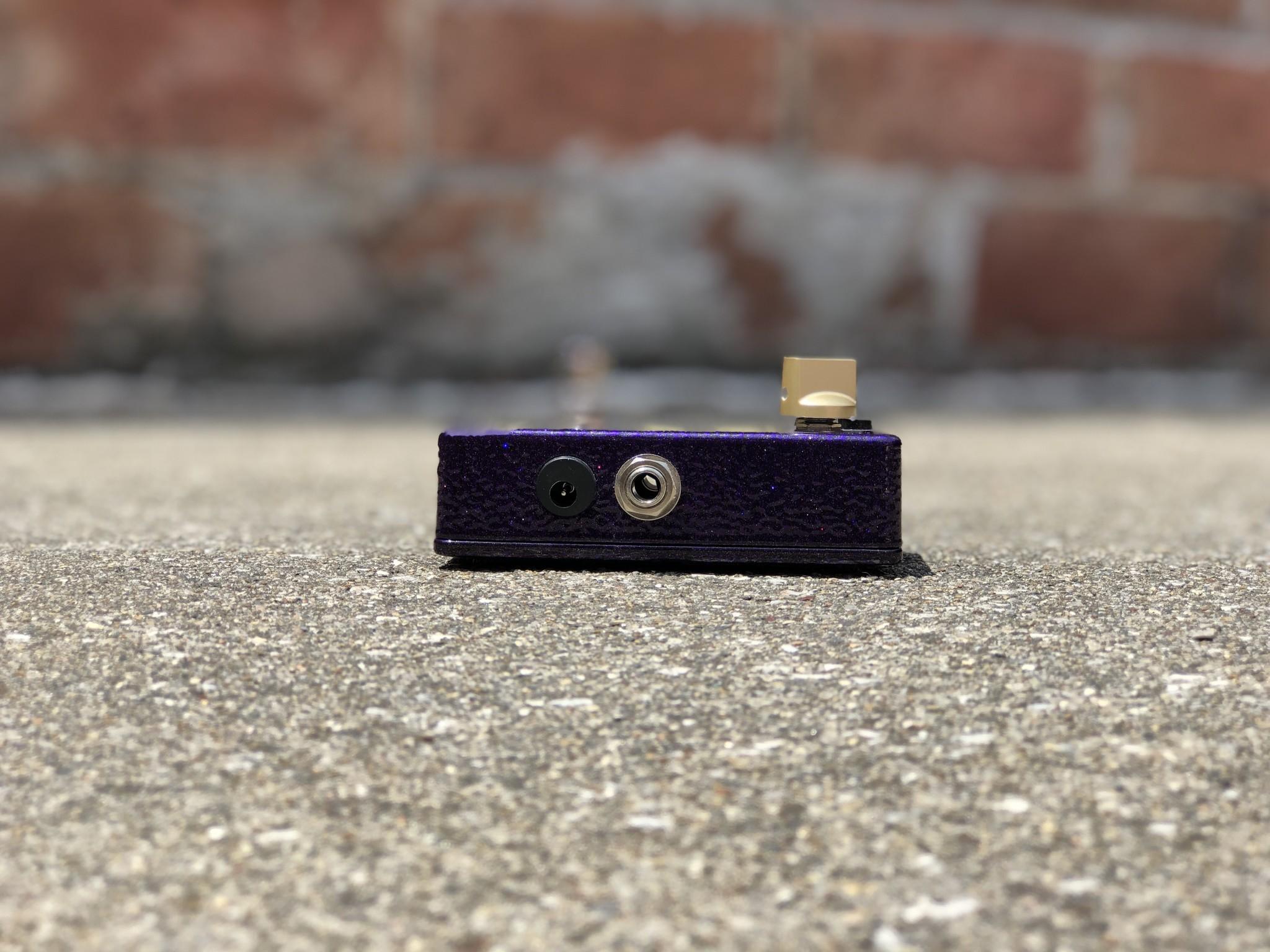 Lotus Pedals Purple Gain-3