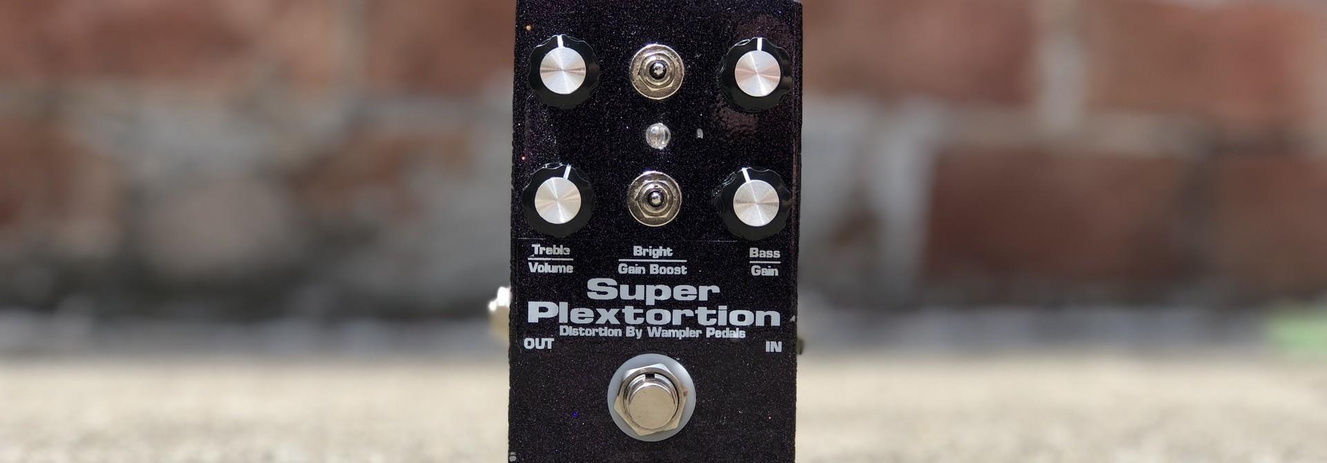 Wampler Super Plextortion  (used)