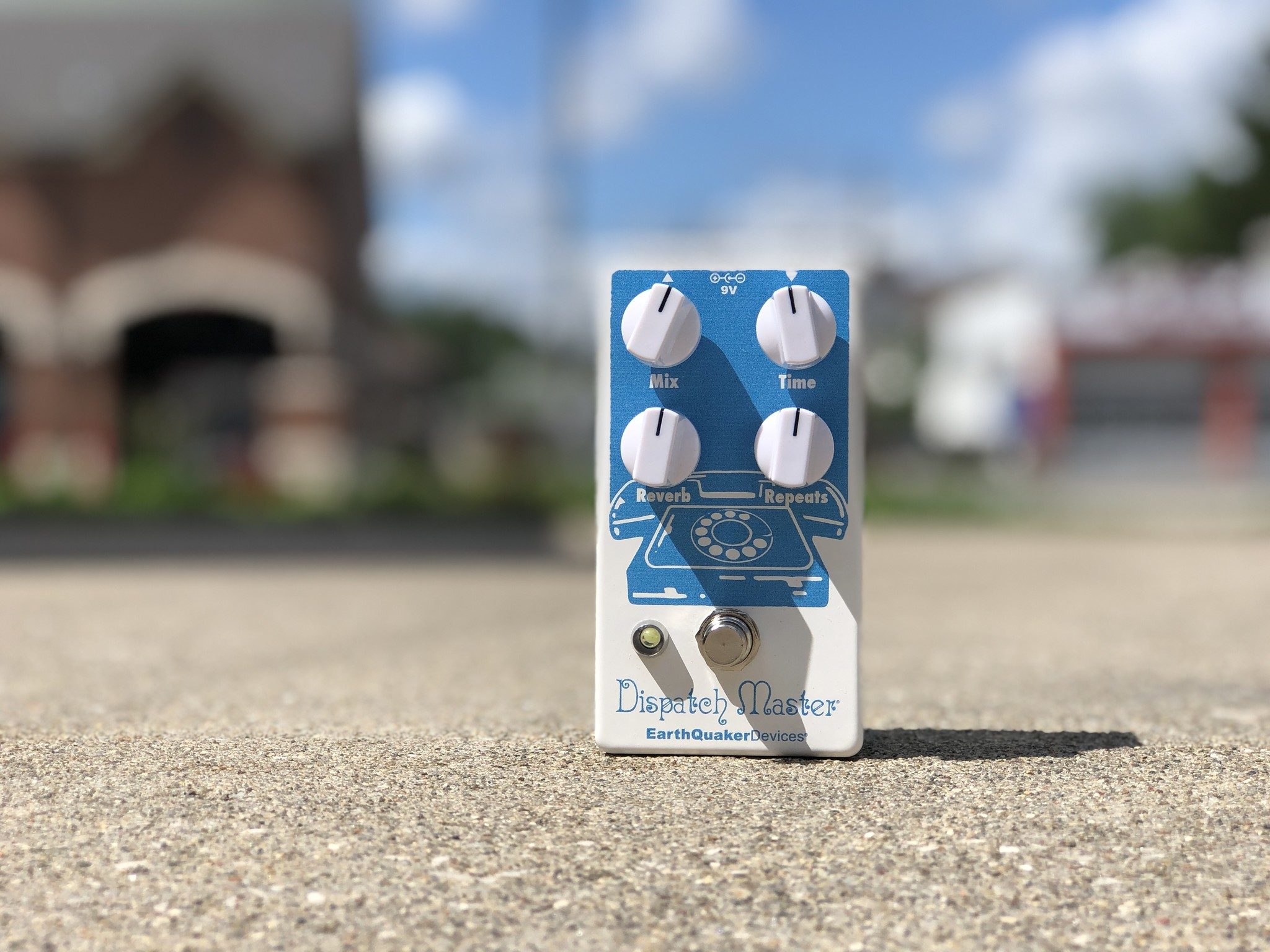 Earthquaker Devices Dispatch Master V3-1