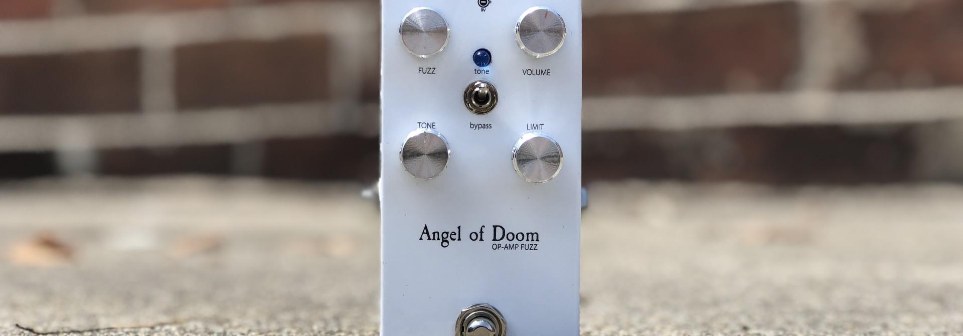 Vein-Tap Angel of Doom OP-AMP FUZZ Pedal