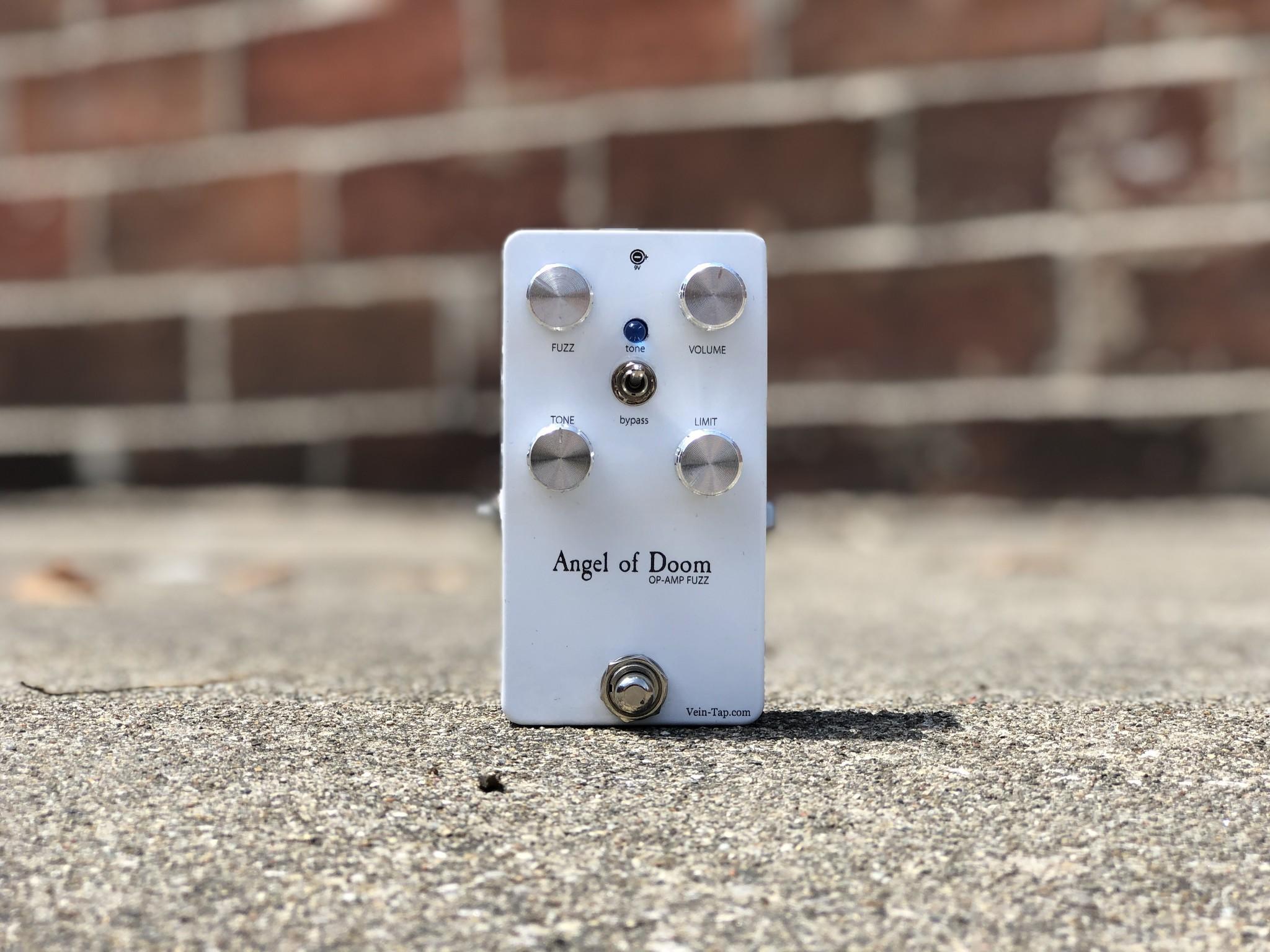 Vein-Tap Angel of Doom OP-AMP FUZZ Pedal-1