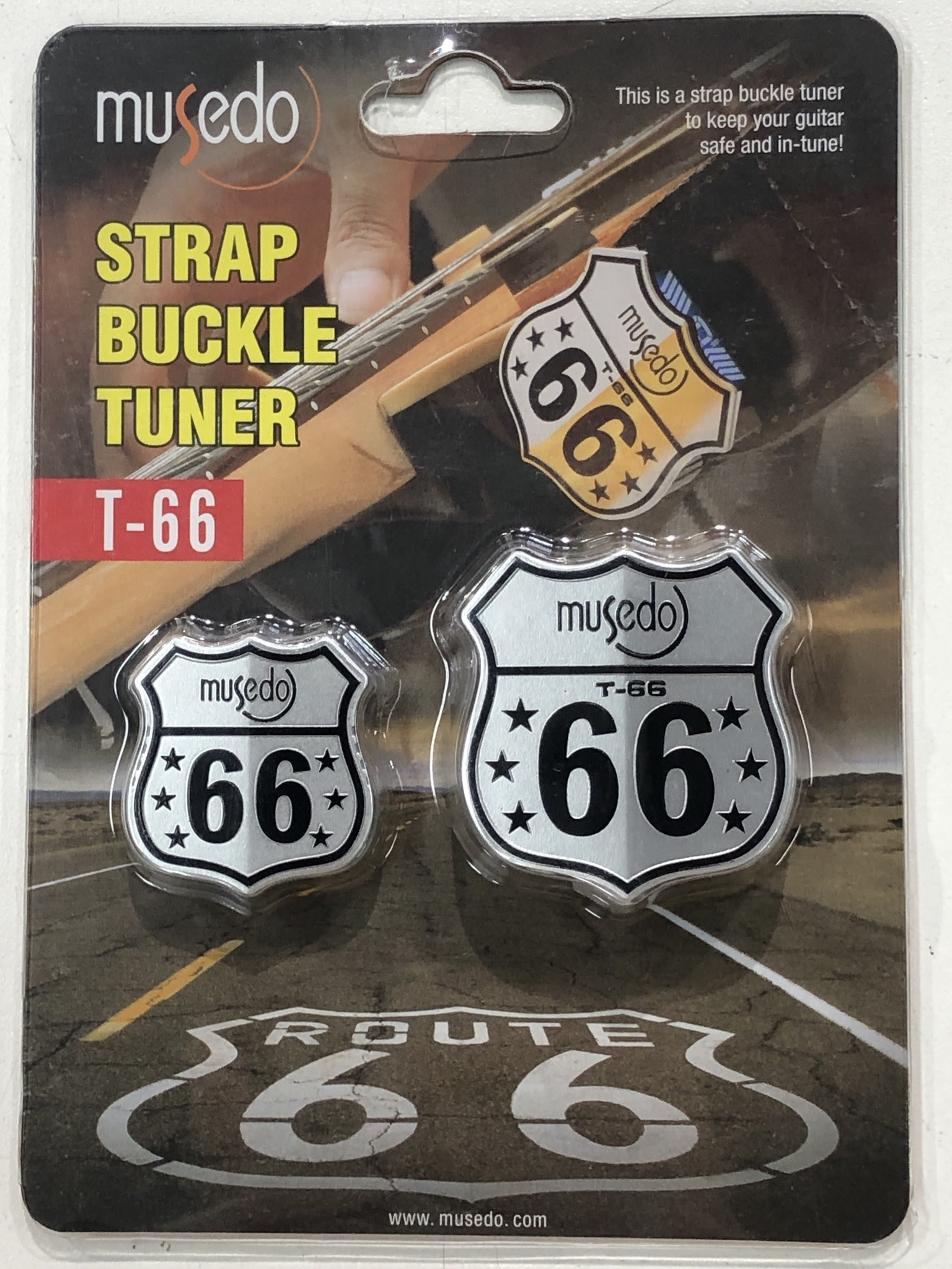 Musedo Strap Buckle Tuner T-66-1
