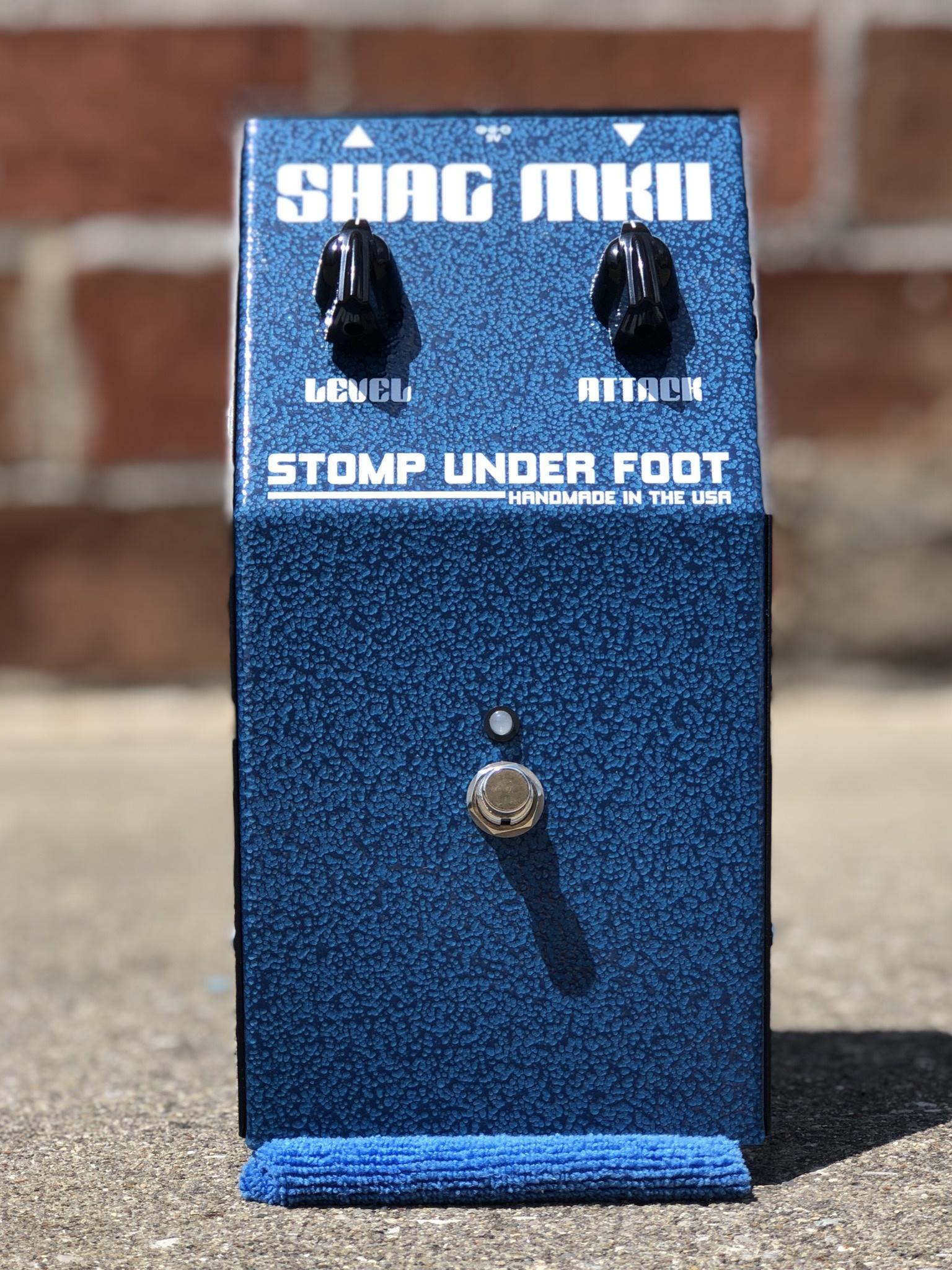 Stomp Under Foot Shag MKII-1