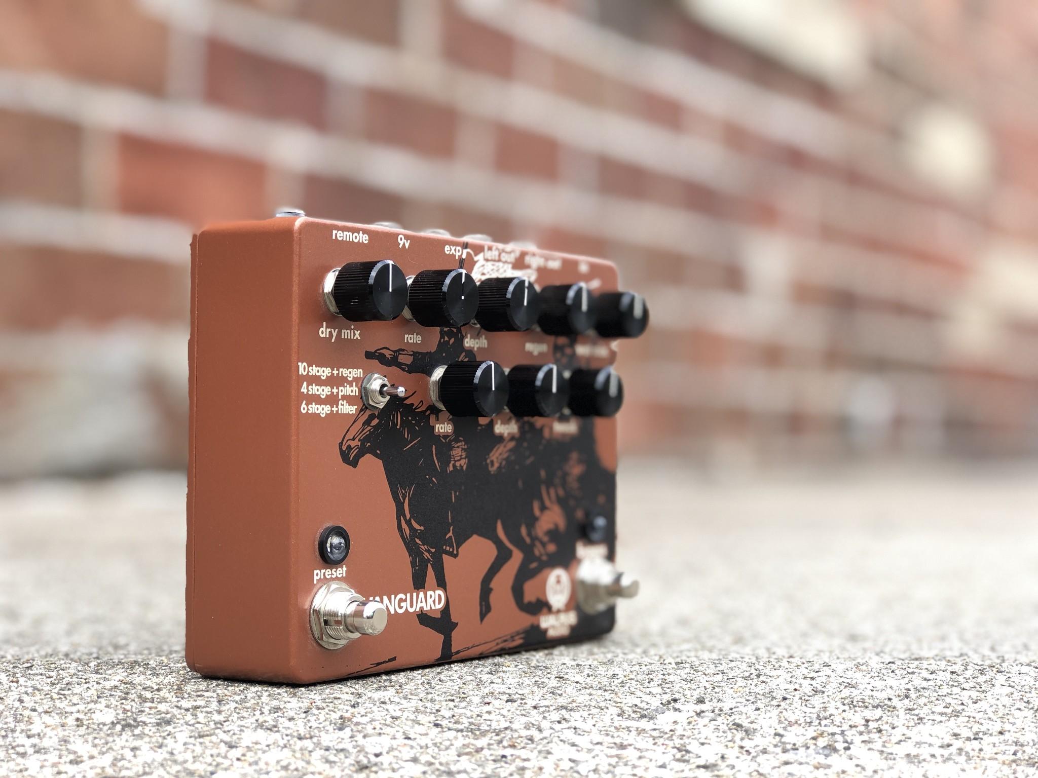 Walrus Audio Vanguard Dual Phaser-2