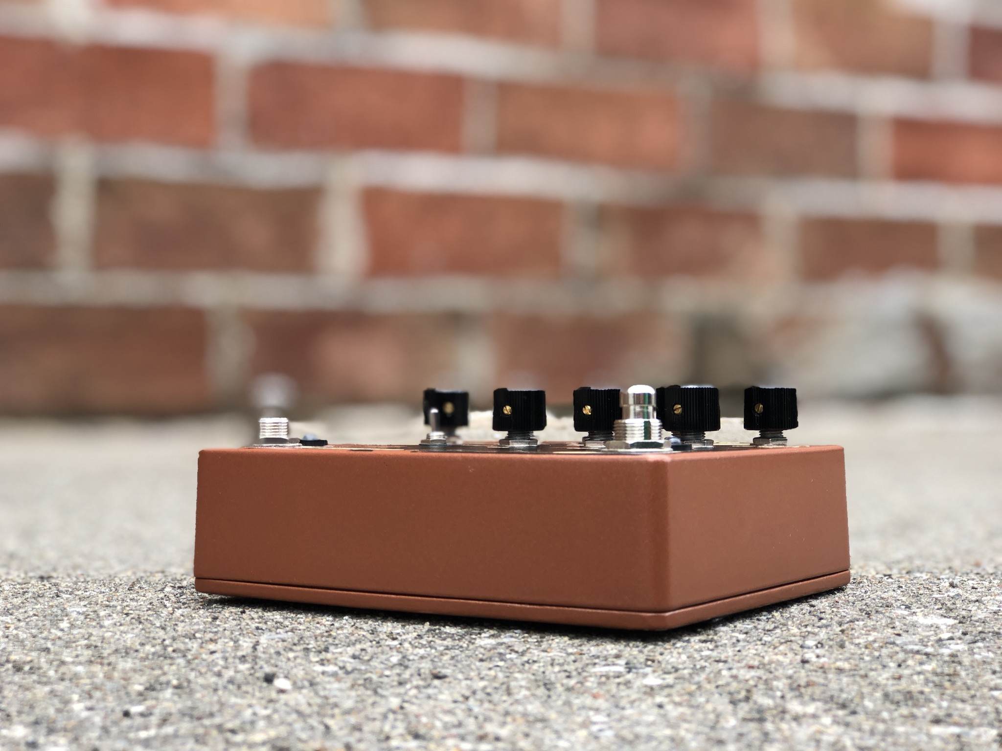 Walrus Audio Vanguard Dual Phaser-5