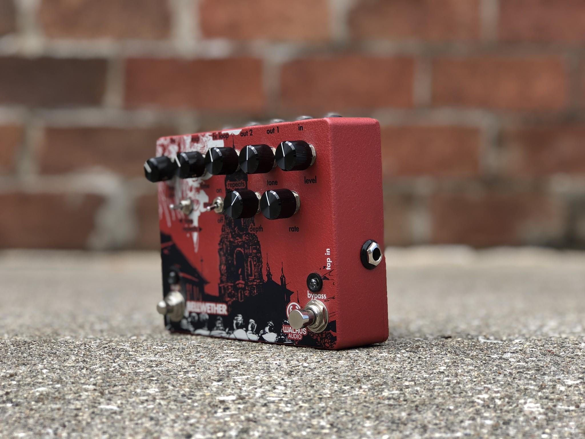 Walrus Audio BellWether Analog Delay-5