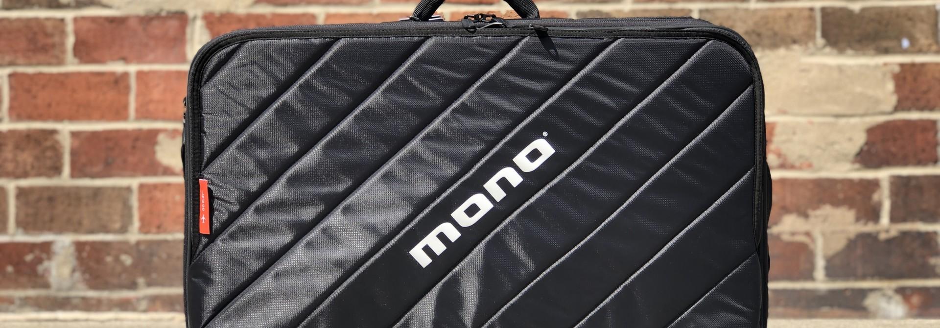 Mono M80 Tour Accessory Case 2.0, Black