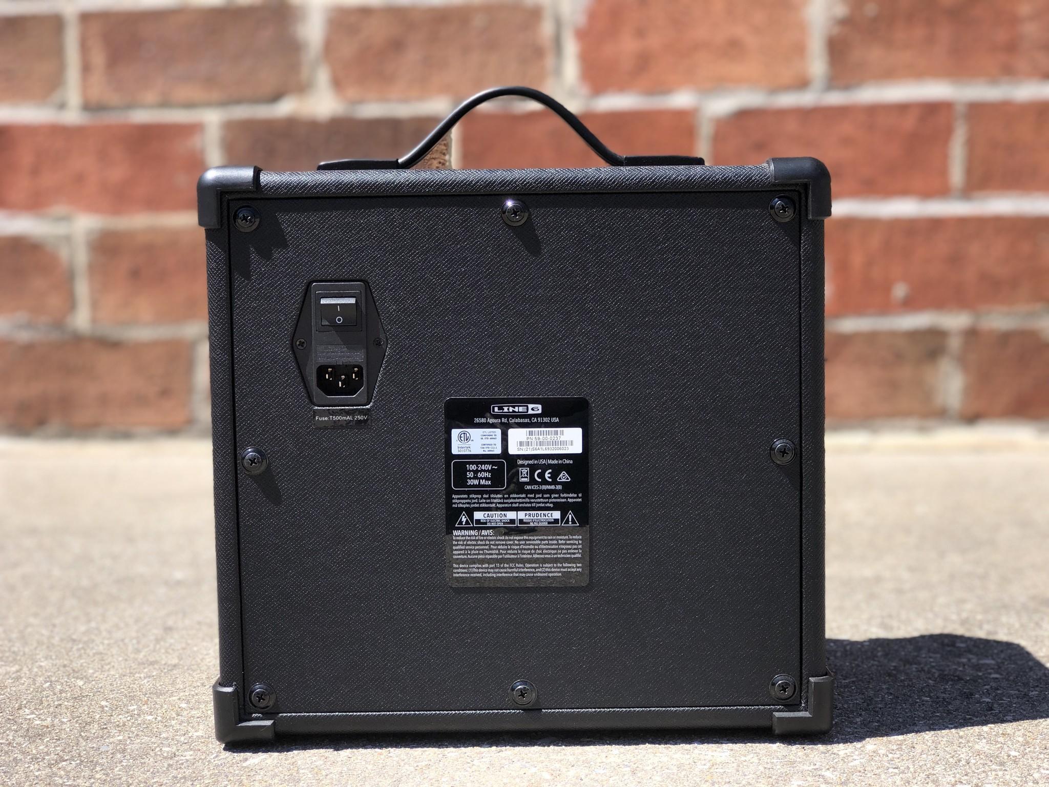 """Line 6 Spider V 20 20-watt 1x8"""" speaker-5"""