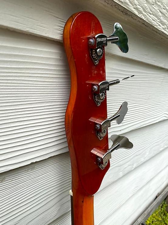 """Mahan """"Cheeto"""" Mustang Bass-8"""