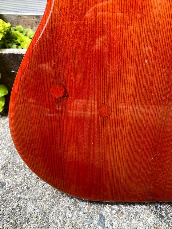 """Mahan """"Cheeto"""" Mustang Bass-10"""