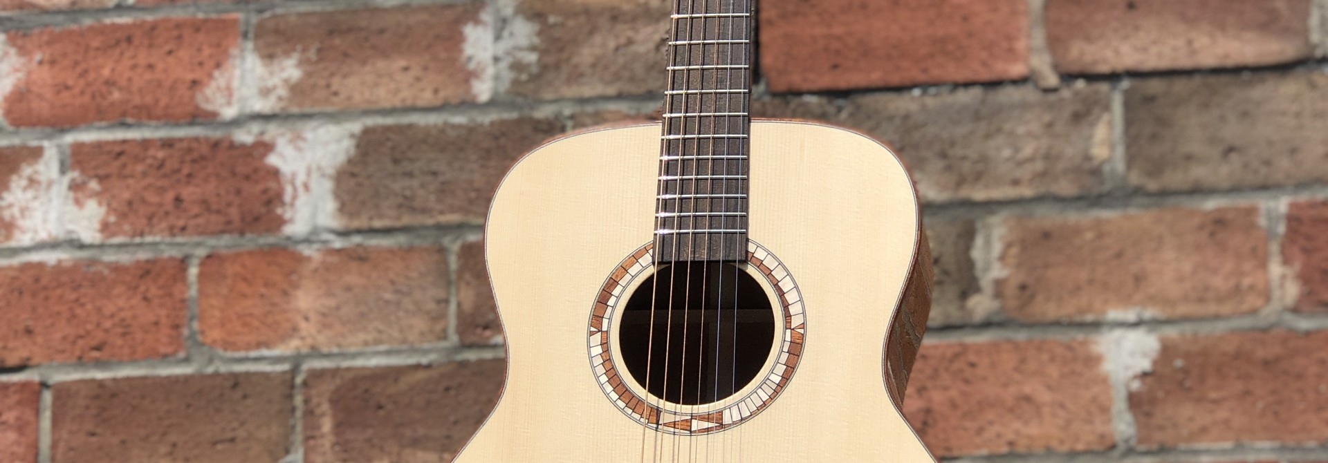 OM Fingerstyle Acoustic - Galloup School Build