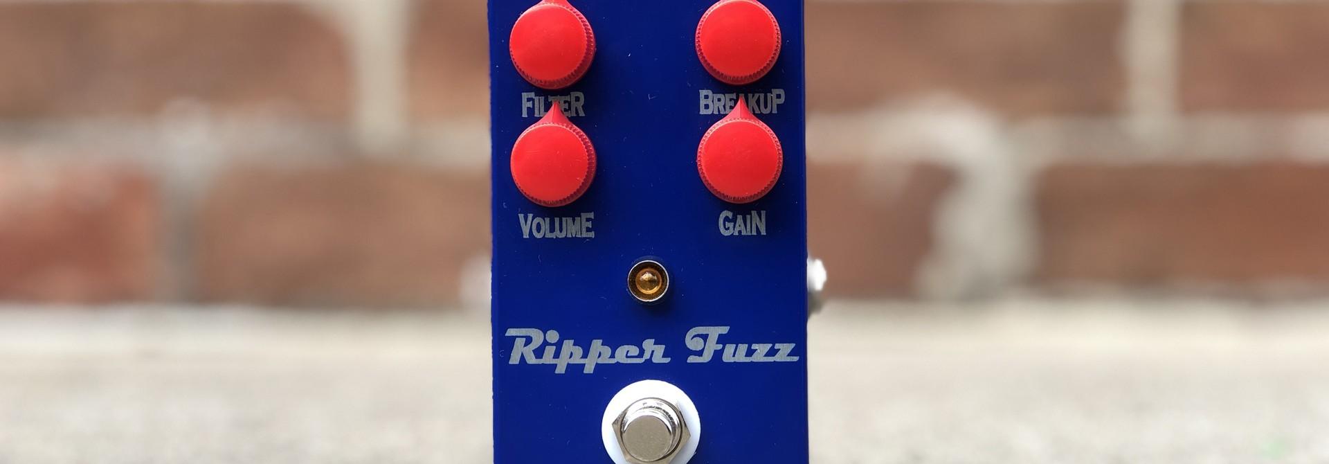 Ripper Fuzz - GenErik Pedal