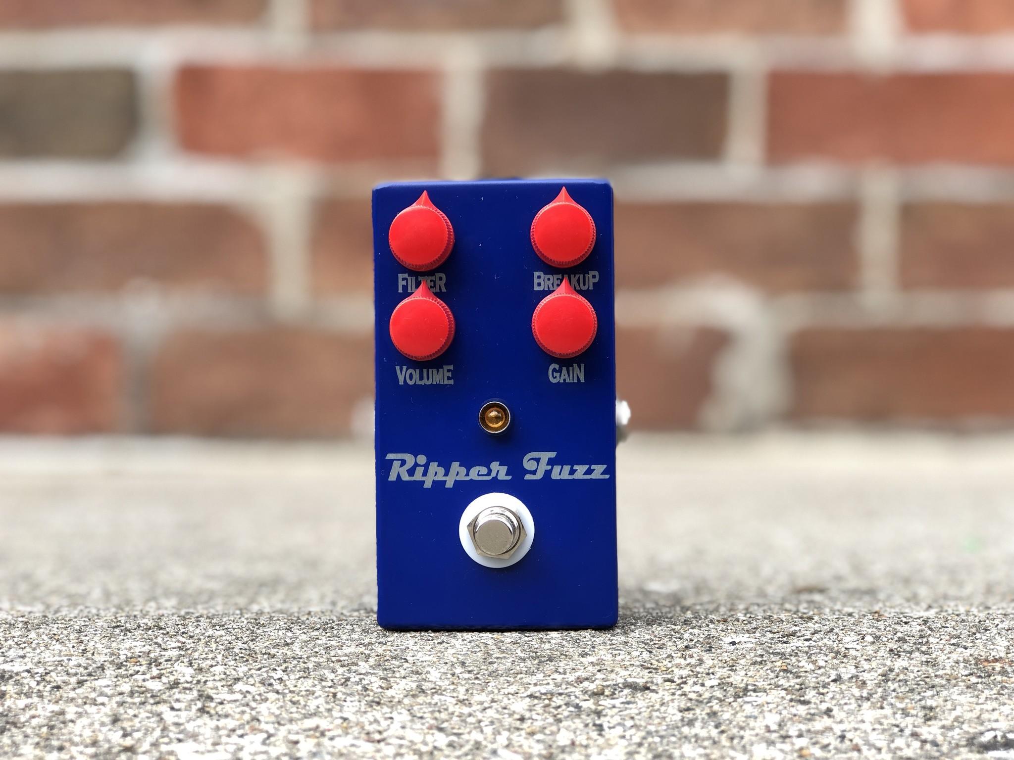 Ripper Fuzz - GenErik Pedal-1