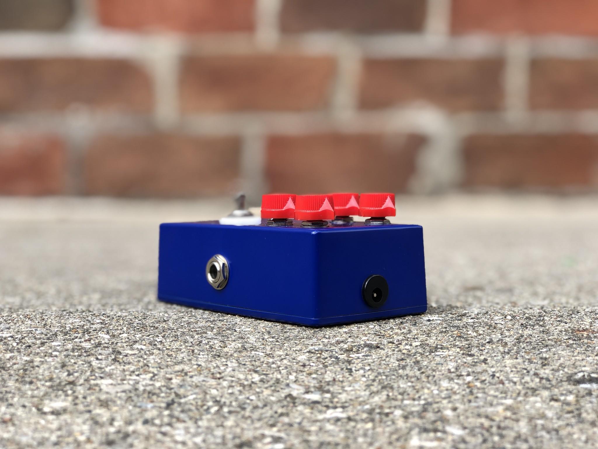 Ripper Fuzz - GenErik Pedal-2