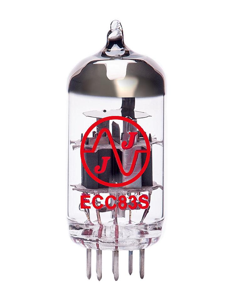 JJ Electronics 12ax7 - ECC83 Preamp Tube-1