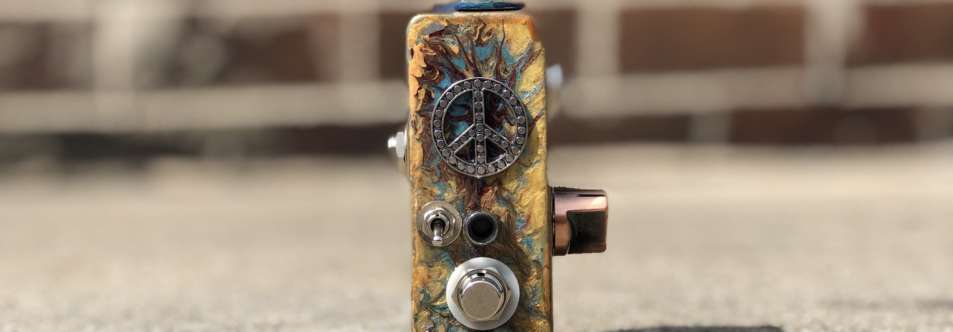 Rick Crownover 2-Stage Mini Fuzz