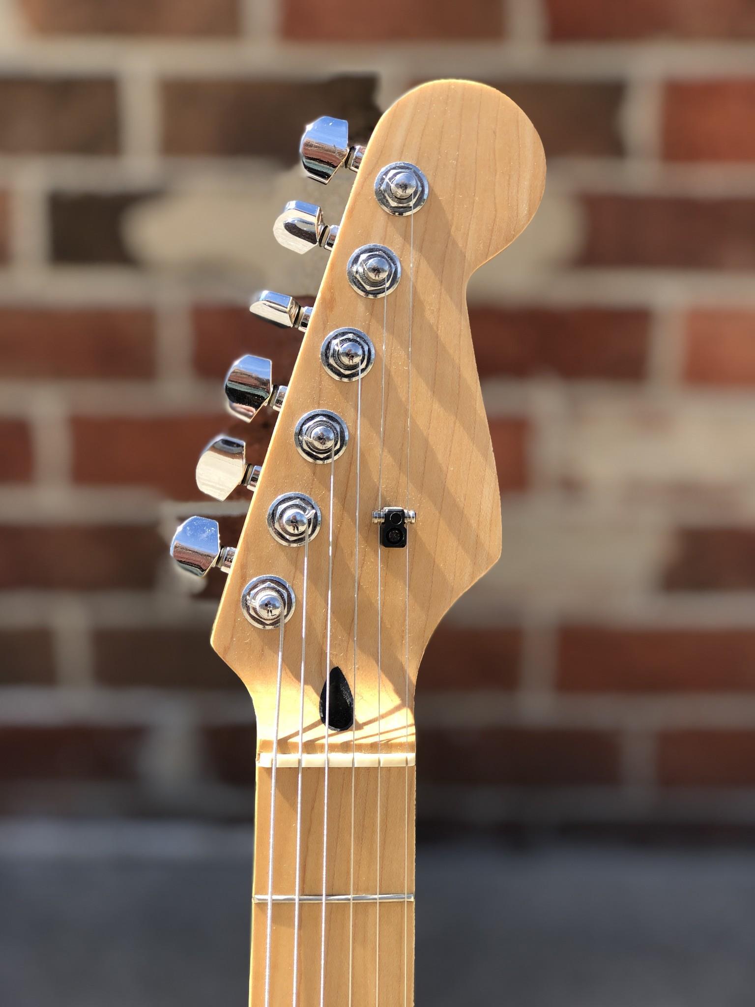 Tuxedo Partscaster Strat-style Guitar-4