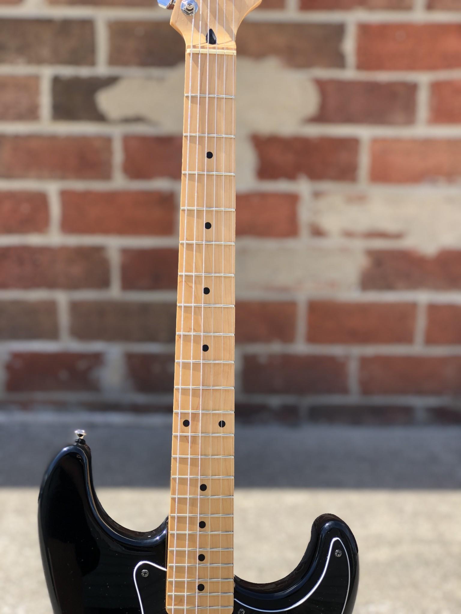 Tuxedo Partscaster Strat-style Guitar-3