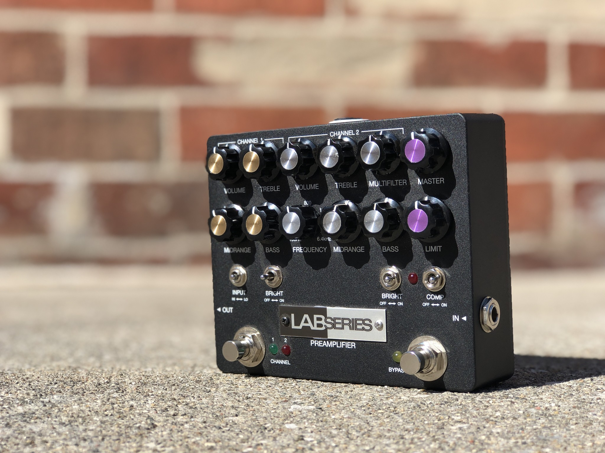 Lab Series L5 PreAmp - GenErik Sounds / Aion-4