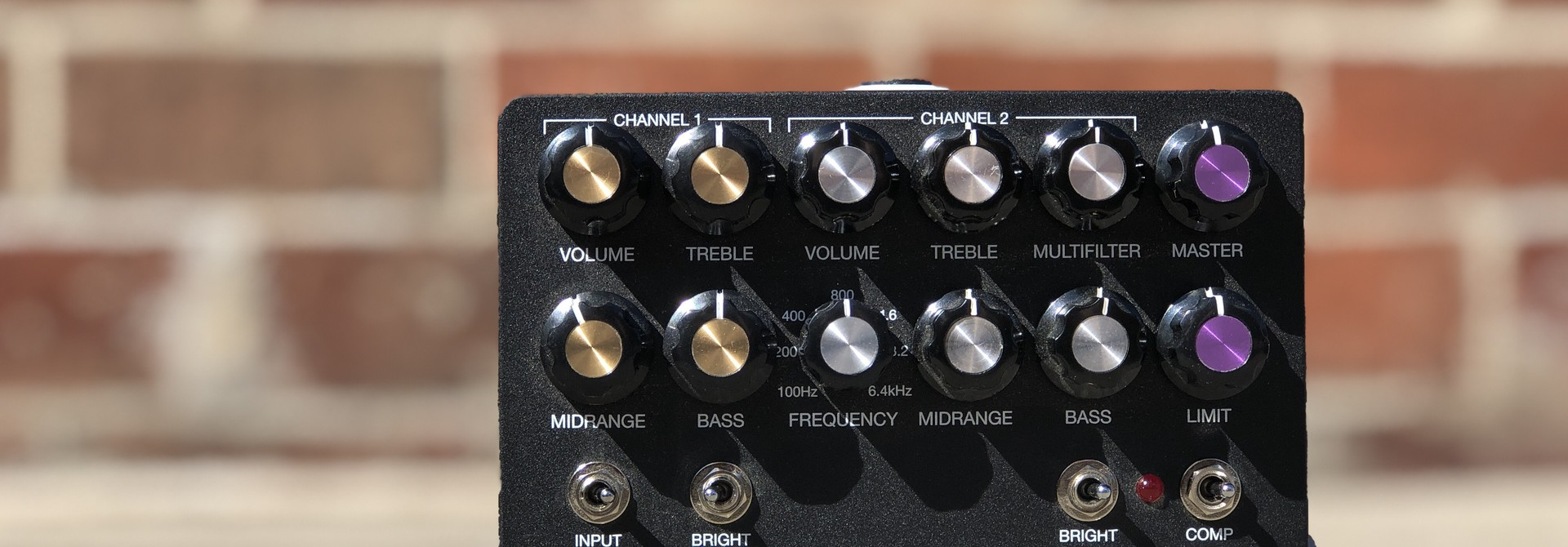 Lab Series L5 PreAmp - GenErik Sounds / Aion