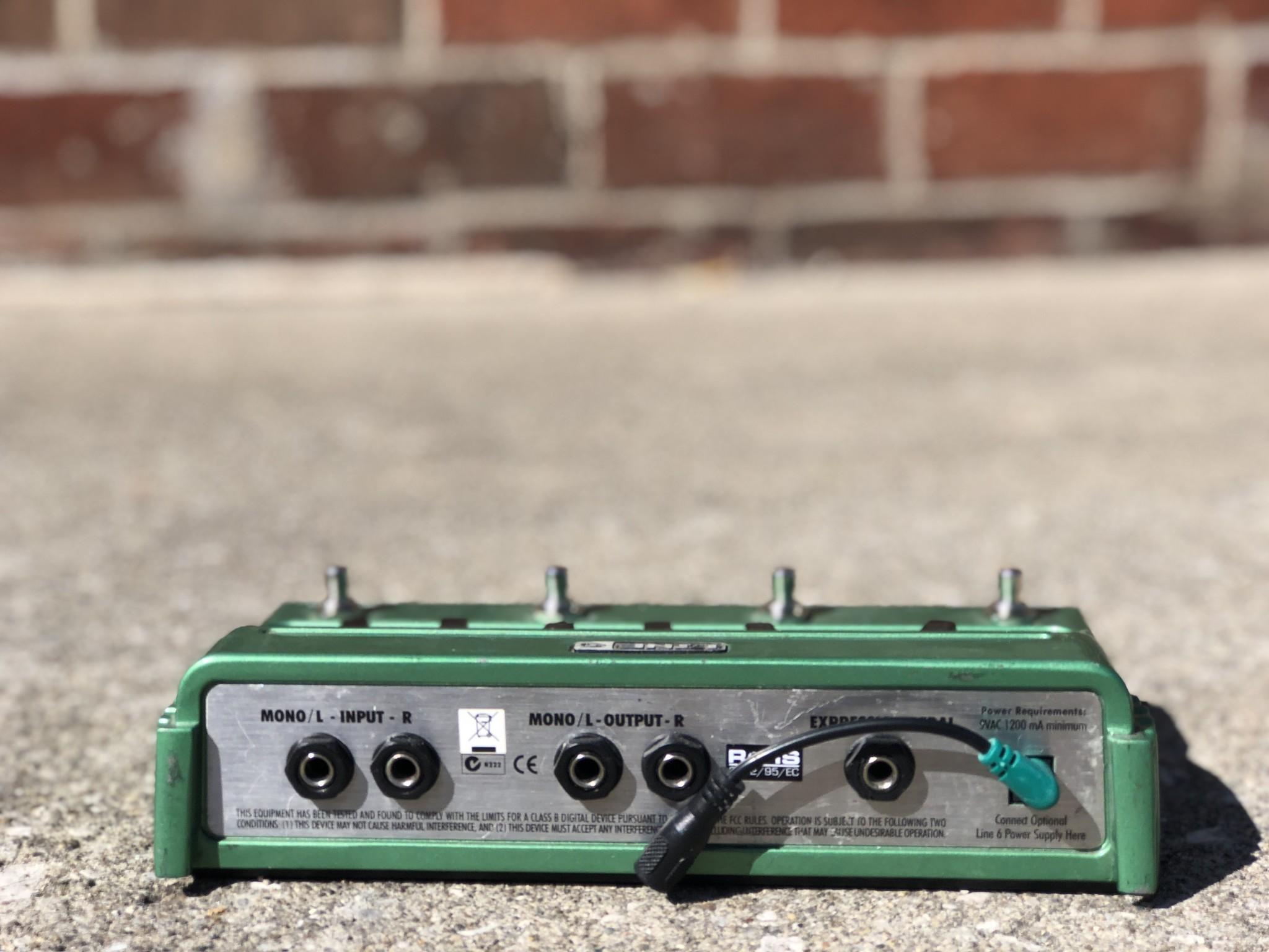 Line 6 DL 4 - Delay Modeler Pedal-4