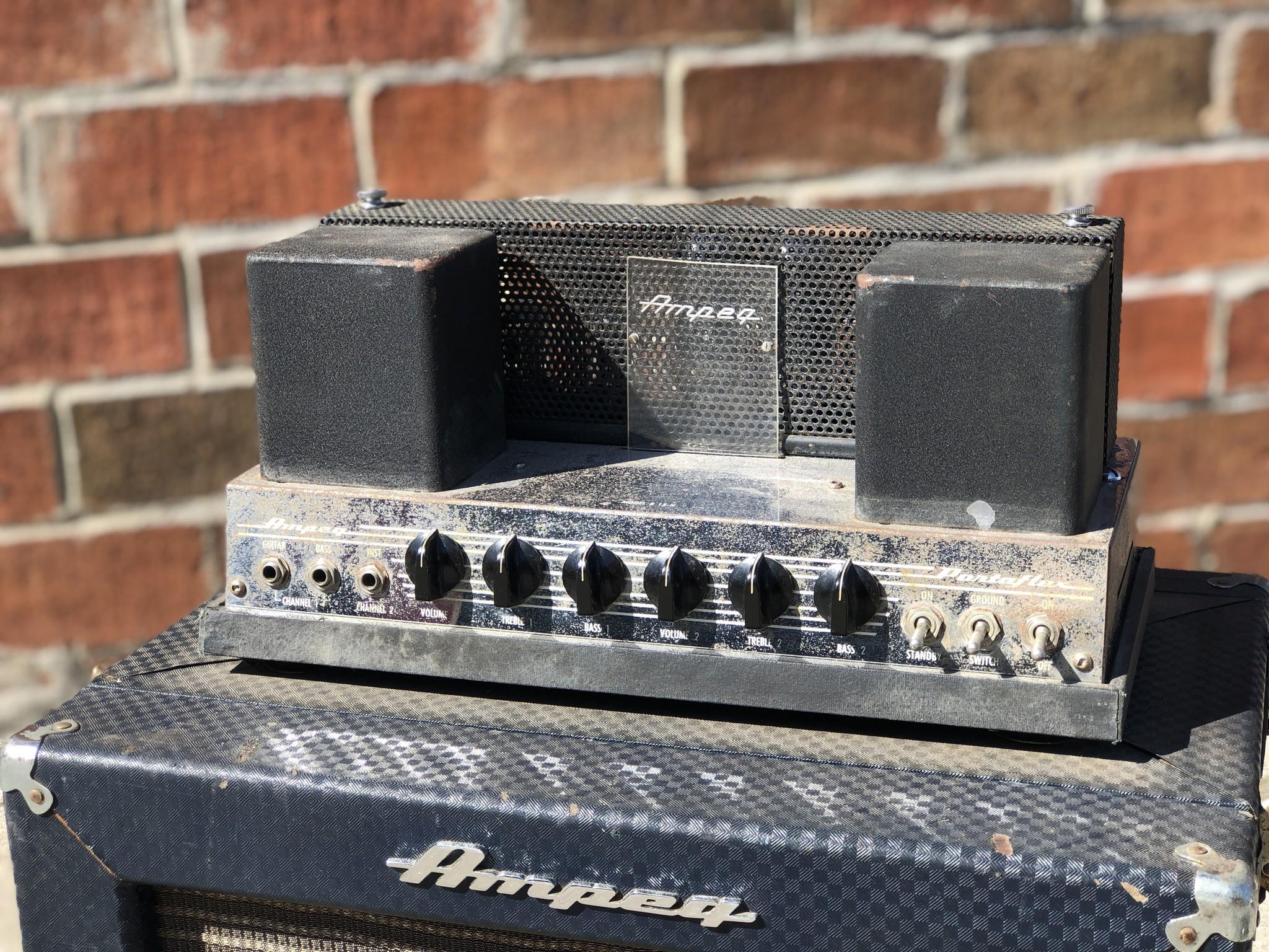 1966 Ampeg Portaflex B15-2