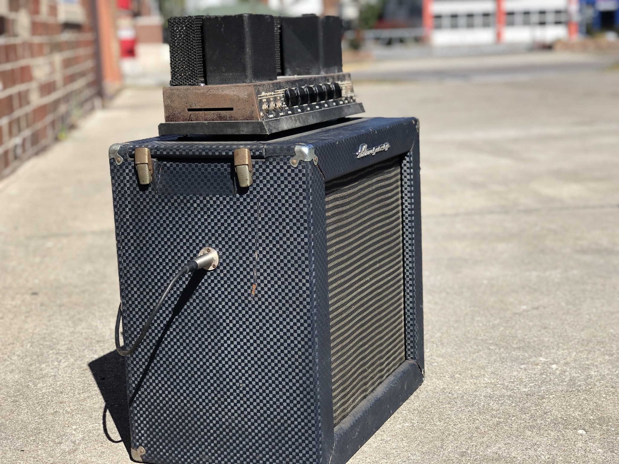 1966 Ampeg Portaflex B15-5