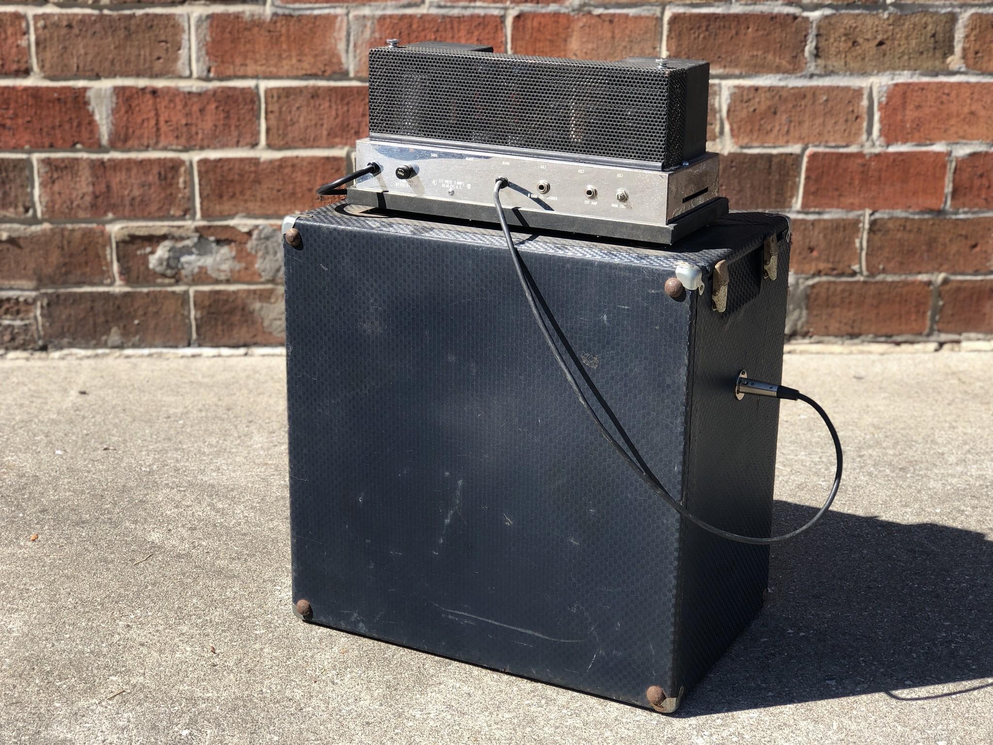 1966 Ampeg Portaflex B15-8