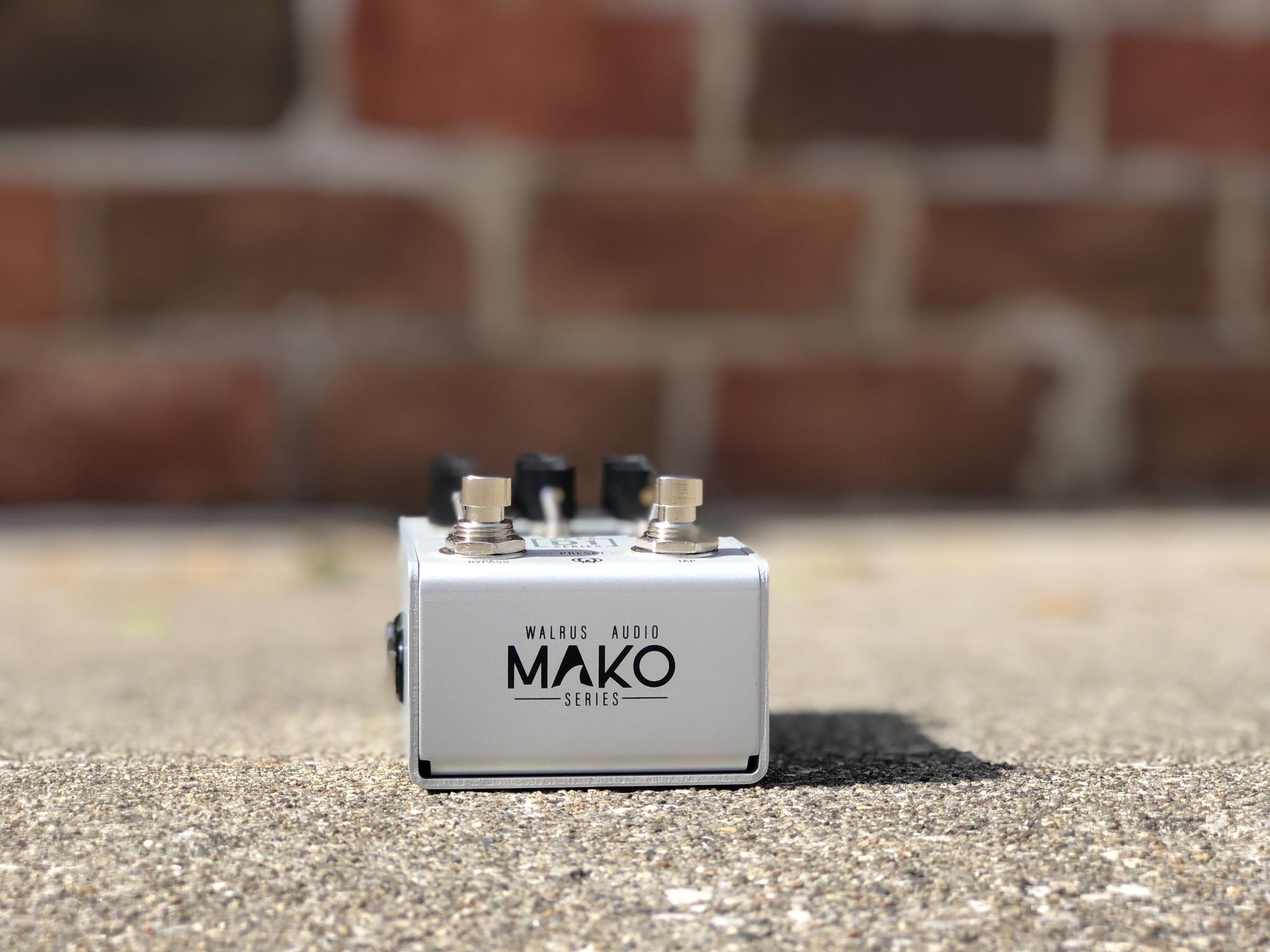 Walrus Audio Mako D1 High Fidelity Delay-5