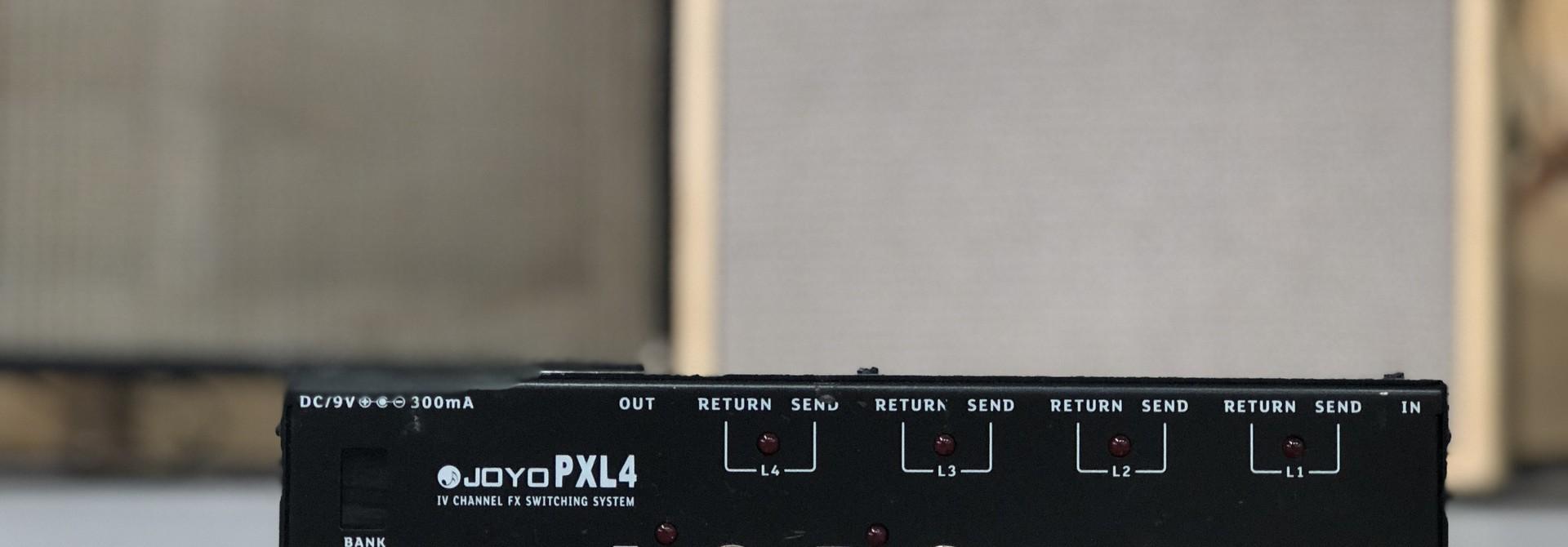 Joyo PXL4 4-channel FX Switching System