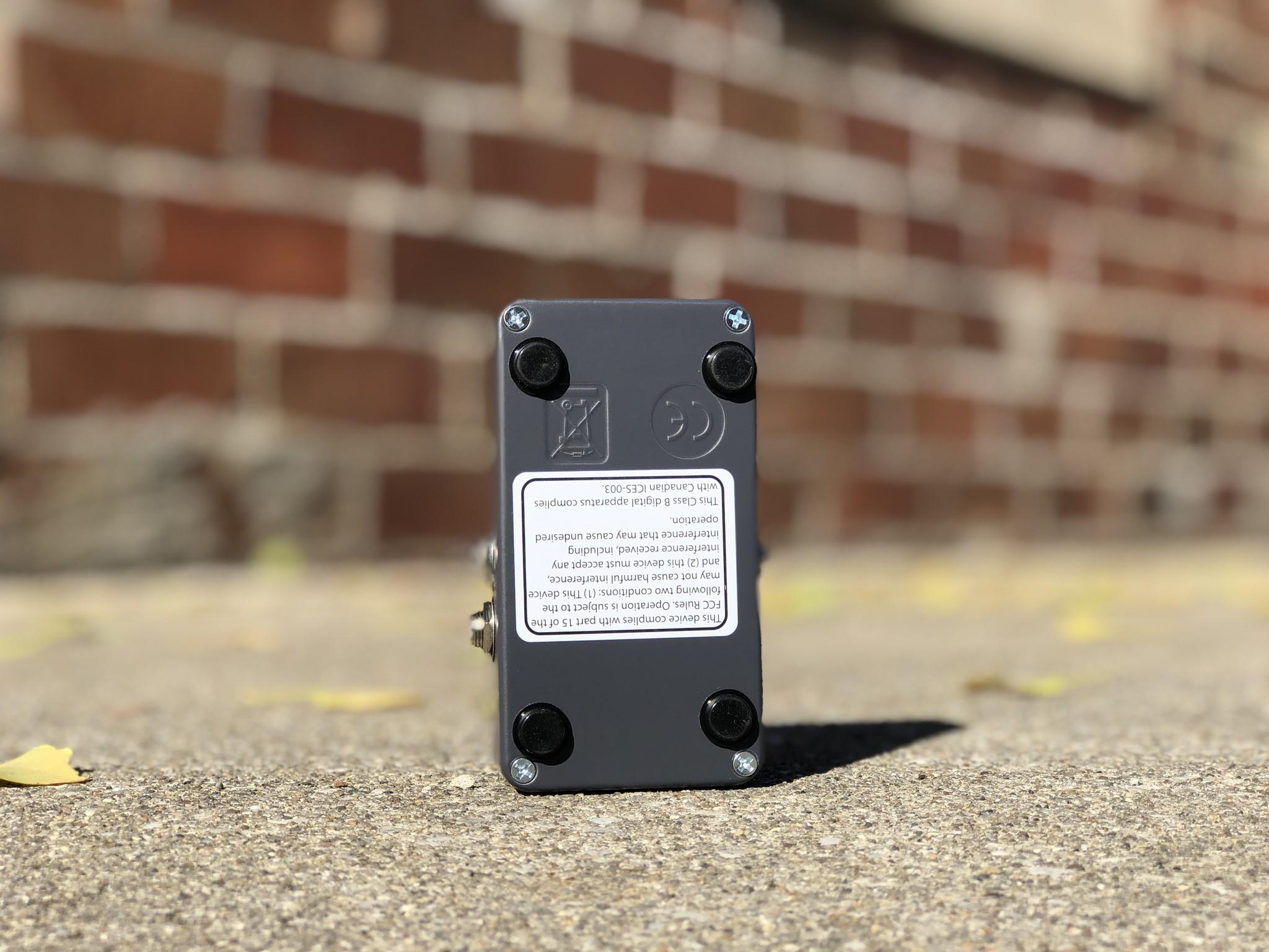 EHX Mainframe - Bit Crusher-2