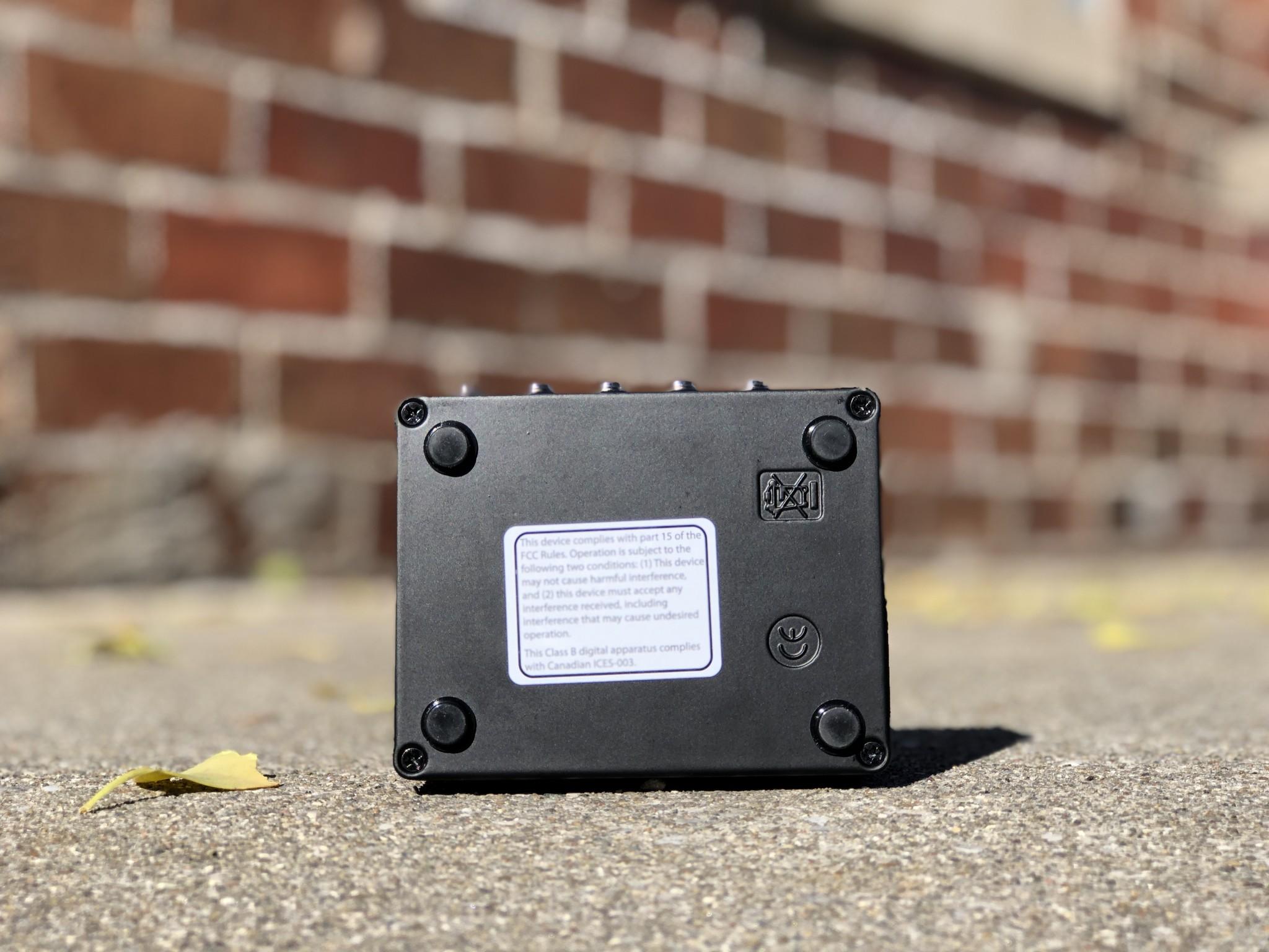 EHX Oceans 12 - Dual Stereo Reverb-2