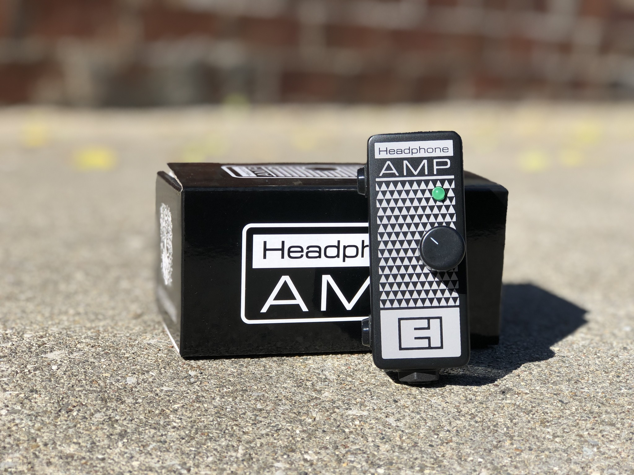 EHX Headphone Amp-1