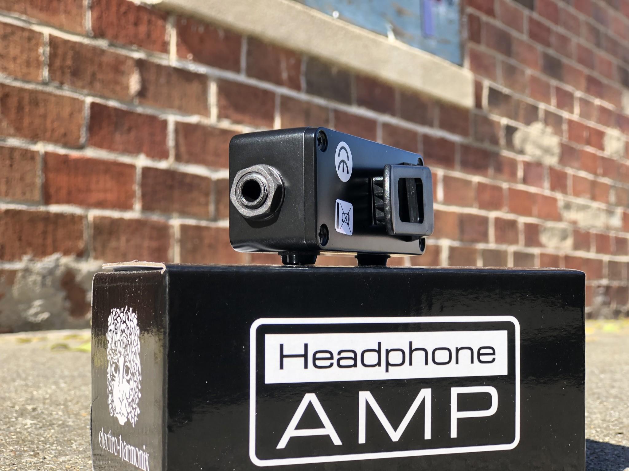 EHX Headphone Amp-3