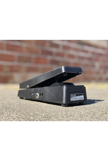 EHX Dual Expression Pedal