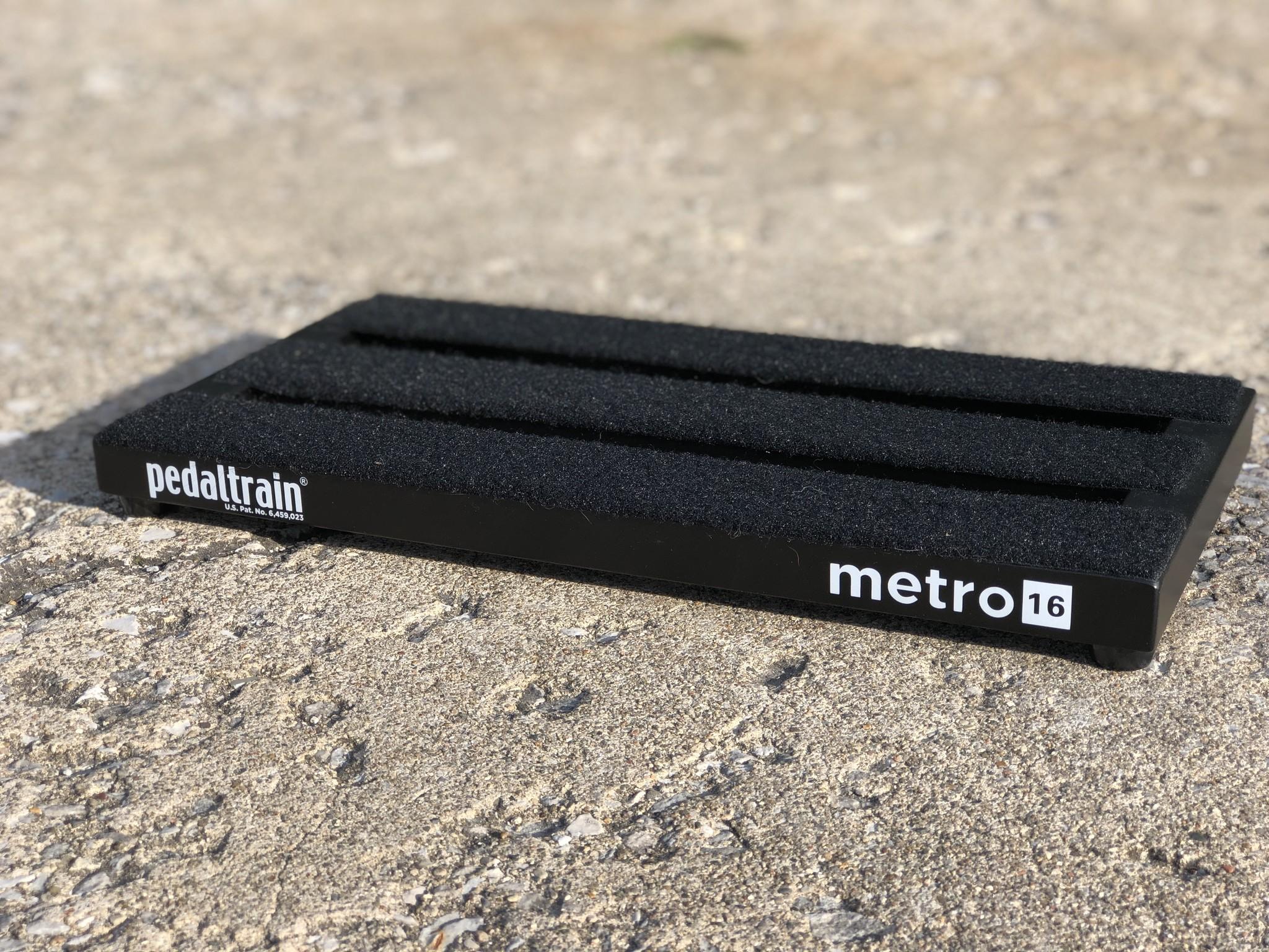 Pedaltrain Metro 16 w/softbag-4