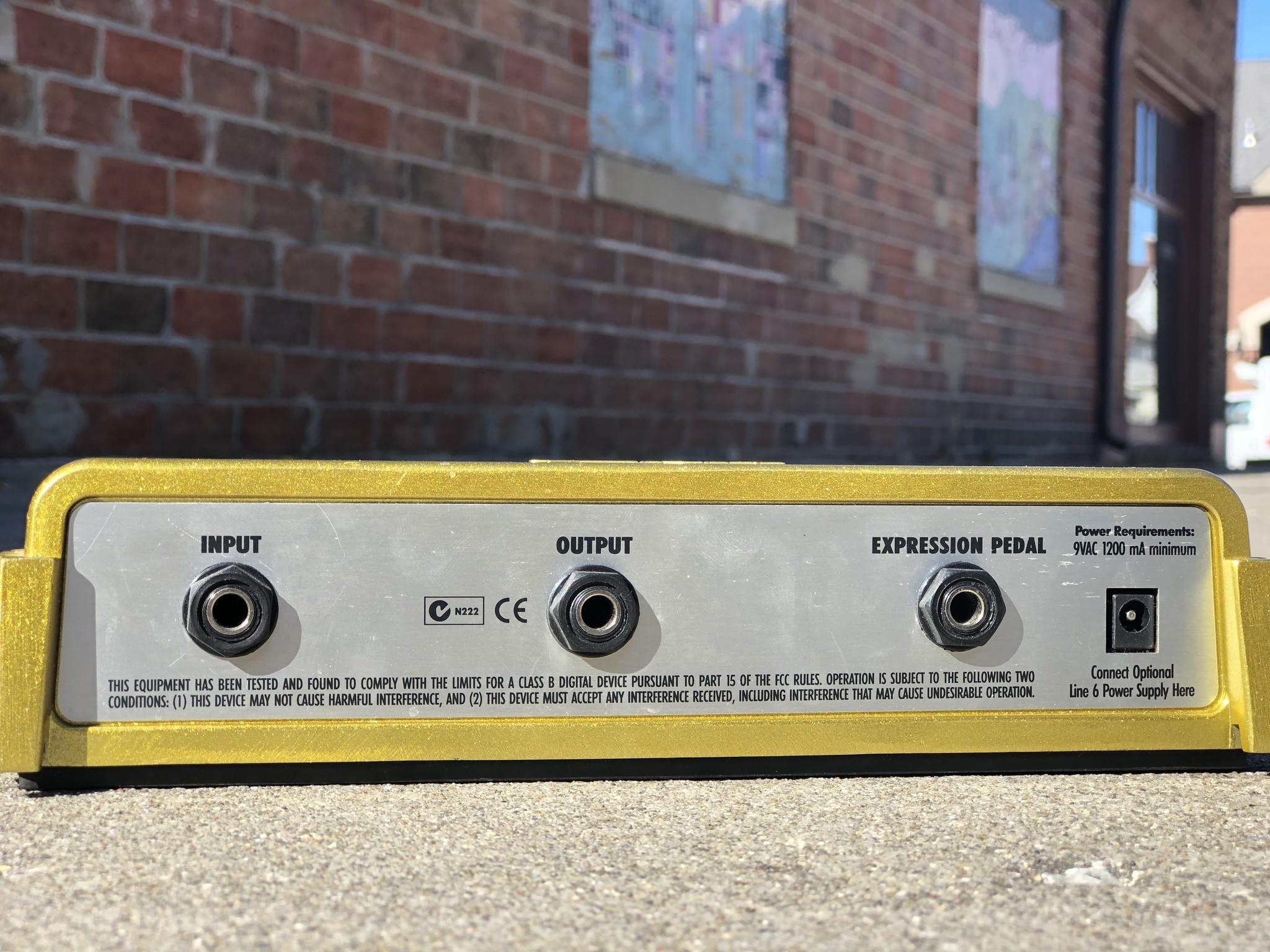 Line 6 DM4 Disortion Modeler-5