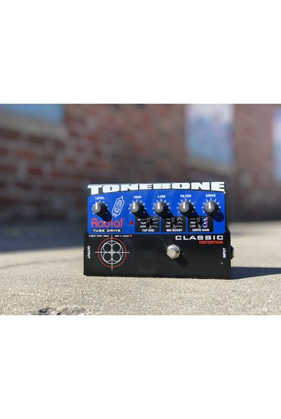 Radial Tonebone  Tube Drive Classic Distortion