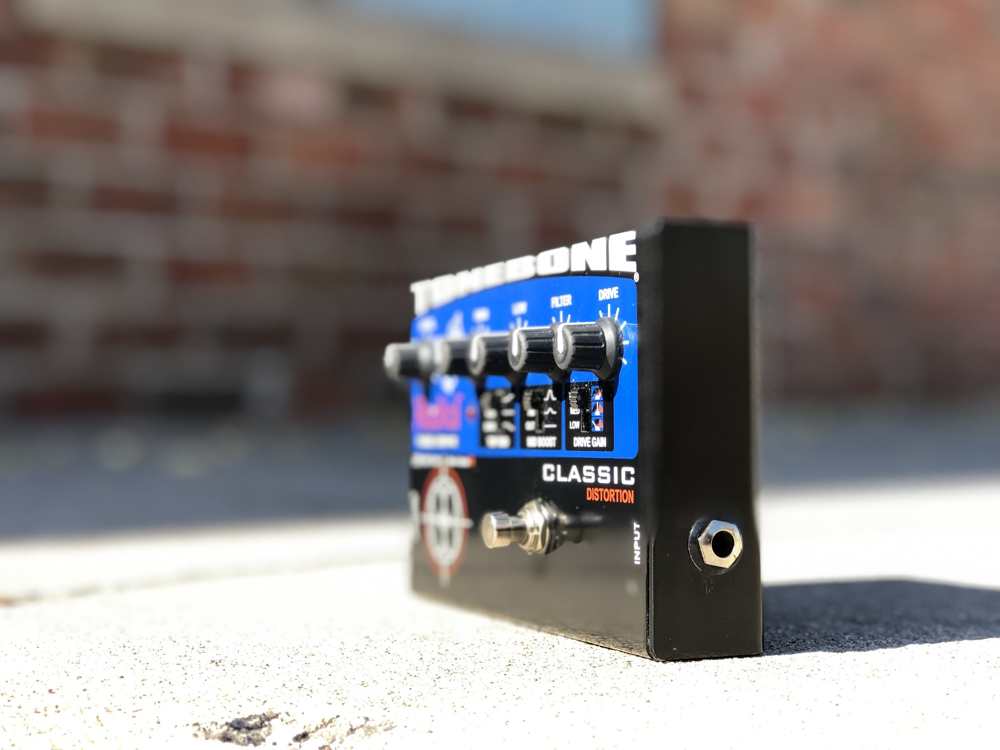 Radial Tonebone  Tube Drive Classic Distortion-4